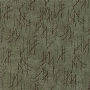 Moda - Prairie Grass - Holly Taylor - 6267 - Abstract Lines on Sage Green - 6755 22 - Cotton Fabric